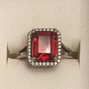 Michael Hill Sterling Silver Ring